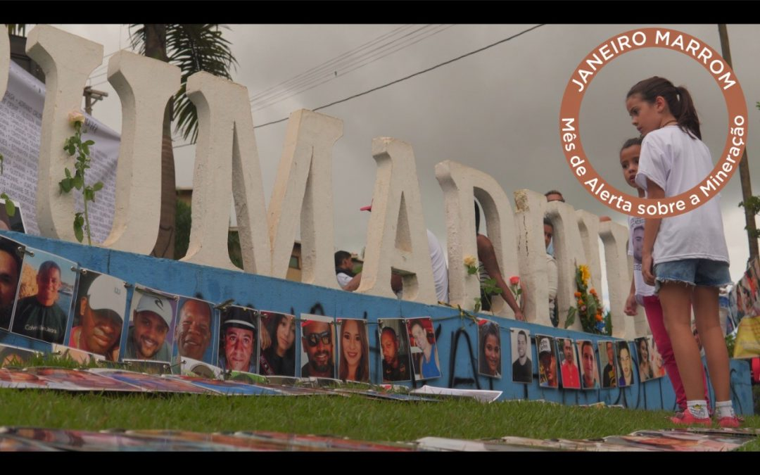 Brumadinho: 1 year of the worst socio-environmental crime in Brazil was remembered with claims